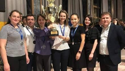 """Кубок Європи – як """"Хід королеви"""": треба ламати стереотипи про жіночі шахи"""