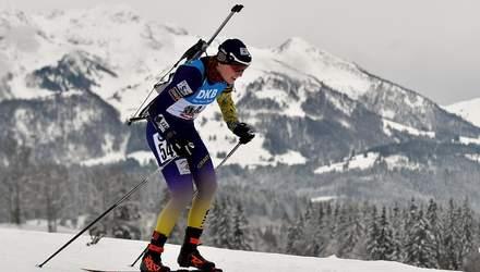 Украинская биатлонистка Блашко – одна из лучших по важному показателю