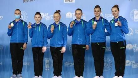 Сидели более суток в номере: гимнастка сборной Украины Варинская о ложном тесте на COVID-19