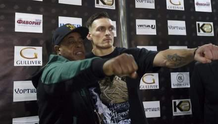 Экс-тренер Усика предлагает помочь украинцу остановить Джошуа и Уайлдера