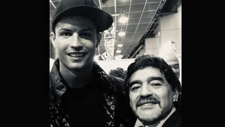 Фотографія Роналду стала найбільш популярною світлиною в Instagram у 2020 році