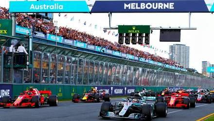 Гран-прі Австралії можуть перенести: коли розпочнеться новий сезон Формули-1