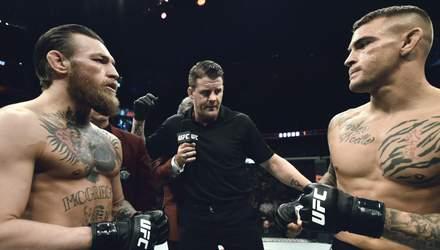 Конор МакГрегор – Дастін Пор'є: представлено промо бою-реваншу на UFC 257