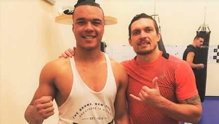 Все набагато швидше: британський боксер порівняв Усика і Джошуа