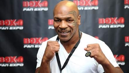 Легендарний Тайсон назвав кривдника Ломаченка найкращим боксером у світі: фото