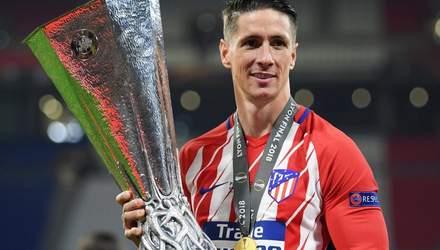 Легендарный Торрес возглавил вторую команду Атлетико