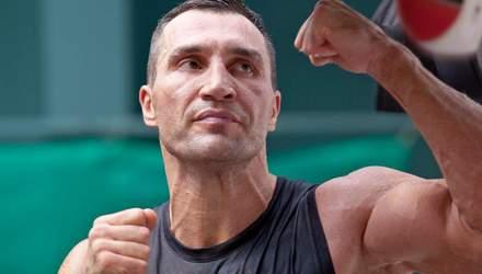 Володимир Кличко розповів, скільки часу йому потрібно для повернення на ринг