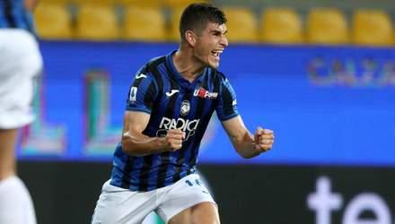 Українець Маліновський визнаний найкращим гравцем матчу чемпіонату Італії: відео