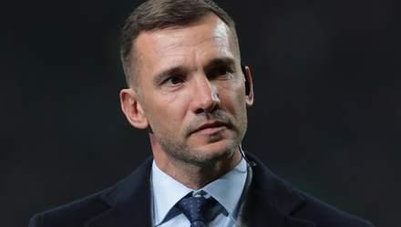 Шевченко може очолити Челсі до кінця сезону: названо умову
