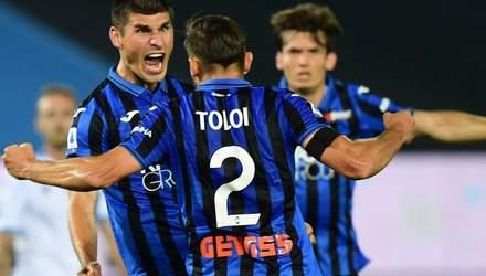 Гол Малиновского помог Аталанте выбить Лацио в Кубке Италии: видео