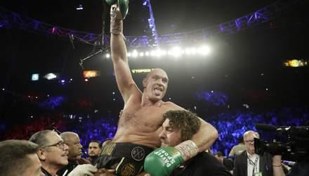 Джошуа – Ф'юрі: боксери зароблять шалений гонорар за перший бій