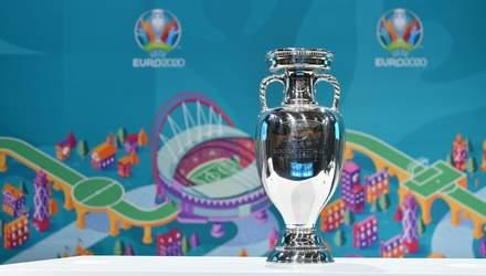 Євро-2020 можуть провести без іноземних вболівальників на трибунах