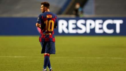 Месси забил юбилейный гол за Барселону: видео роскошного удара