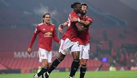 Самое крупное поражение в истории АПЛ Манчестер Юнайтед уничтожил Саутгемптон 9:0 – видео