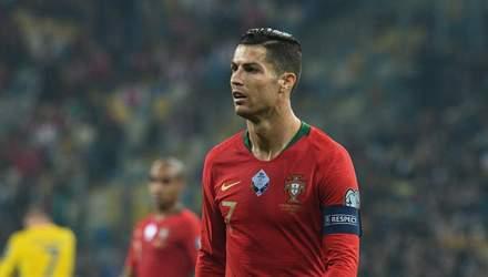 Кріштіану Роналду – найкращий гравець десятиліття в Європі