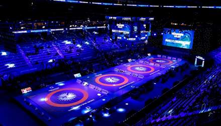 У Росії відібрали право на проведення чемпіонату світу-2022 з боротьби
