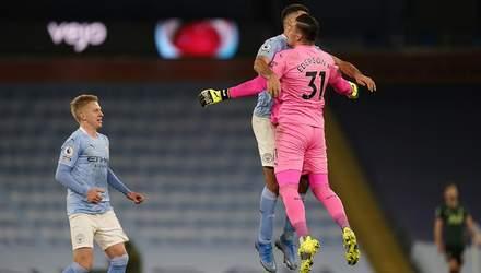 Манчестер Сити с Зинченко в составе разгромил Тоттенхэм, Эдерсон отдал ассист: видео