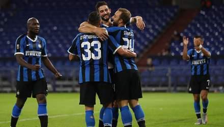 Интер – Лацио: где смотреть онлайн матч Серии А