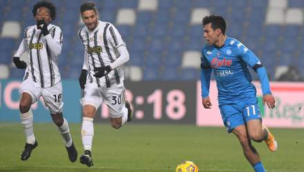 Наполи – Ювентус: где смотреть онлайн матч чемпионата Италии