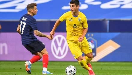 Сайт УЕФА назвал ключевых футболистов сборной Украины перед Евро-2020