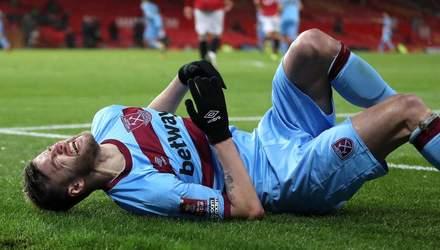 Ярмоленко получил травму в Кубке Англии: серьезность повреждения