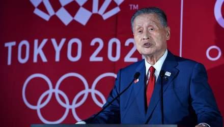 Глава оргкомитета Олимпиады-2020 уходит в отставку из-за сексистского скандала