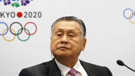 Глава оргкомітету Олімпіади в Токіо подав у відставку на тлі сексистського скандалу
