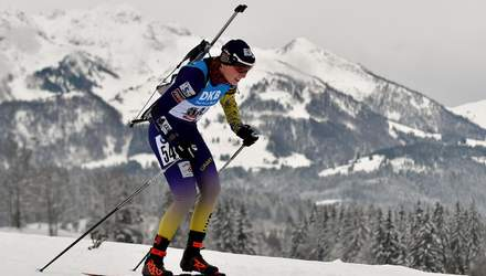 Збірна України з біатлону назвала склад на сінгл-мікст чемпіонату світу-2021