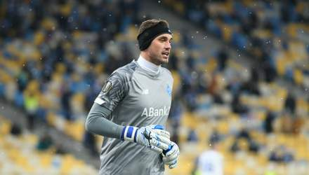 Луческу назвав винного у незадовільному результаті Динамо