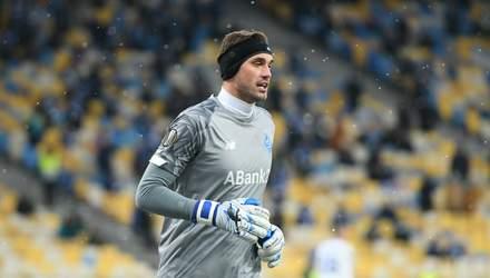 Луческу назвал виновного в неудовлетворительном результате Динамо