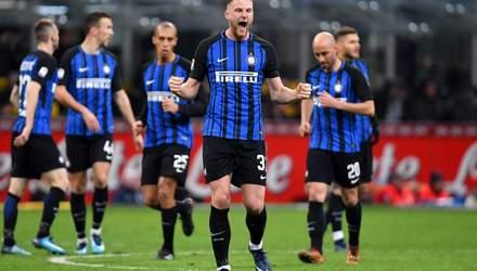 Шаг к чемпионству: Интер разгромил Милан и единолично возглавил Серию А– видео