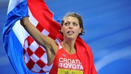 Титулована легкоатлетка Бланка Влашич завершила кар'єру
