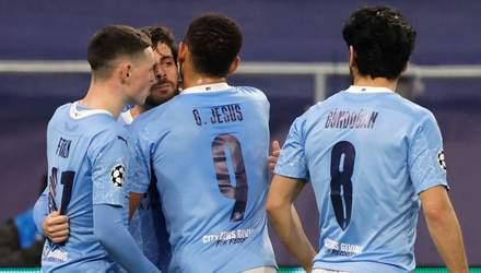 МанСіті впевнено обіграв Боруссію в першому матчі 1/8 фіналу Ліги чемпіонів: відео