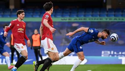 Челси не сумел обыграть Манчестер Юнайтед и остался вне топ-4 в АПЛ