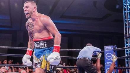 Редкач возвращается: украинский боксер проведет бой с бывшим чемпионом мира