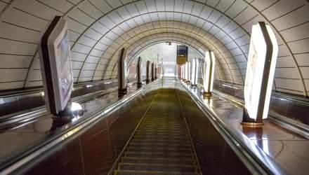 У Києві 3 станції метро зачинять на вхід для пасажирів