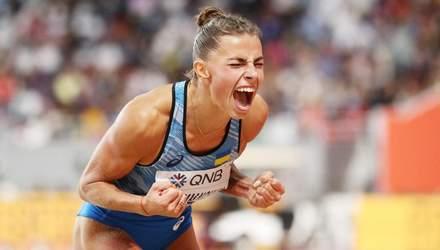 Марина Бех-Романчук – чемпионка Европы по прыжкам в длину