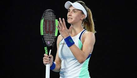 Цуренко розбила Тревізан та вийшла в основну сітку турніру в ОАЕ