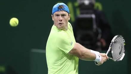 Українець Марченко вийшов у півфінал престижного турніру в Італії