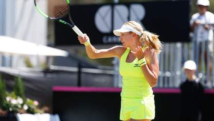Українка Кіченок вийшла у фінал престижного турніру WTA в Росії