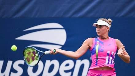 Тенісистка Костюк несподівано знялась з турніру у Чарльстоні