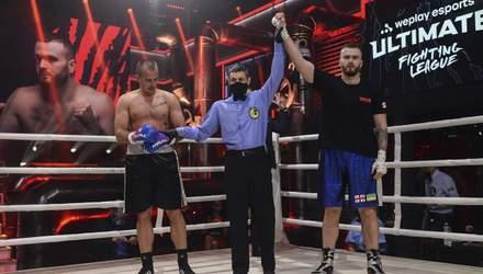 Українець Рогава жорстким нокаутом у 1 раунді дебютував у професіоналах: відео