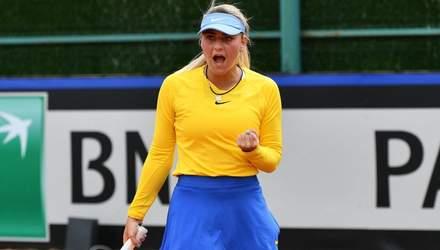 Костюк впевнено перемогла росіянку Рахімову після тріумфу за збірну України