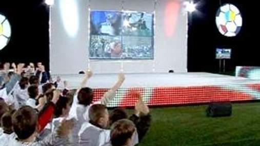 18 апреля 2007 Украина и Польша выиграли тендер Евро-2012