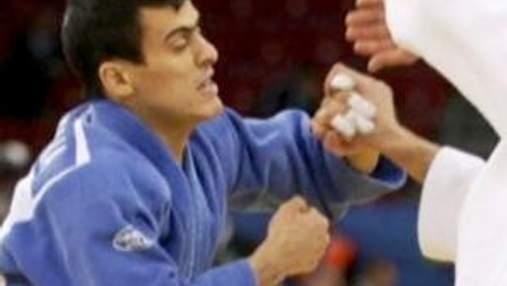 Украинец Георгий Зантарая - чемпион Европы по дзюдо