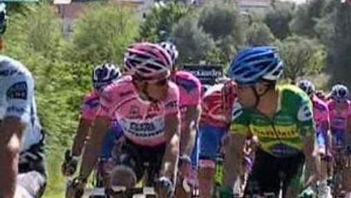 Победа на этапе досталась французу Джону Гарде