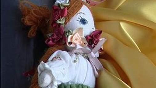 В Киеве шьют самую большую в мире куклу