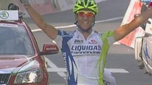 Победителем 18 этапов Giro d'Italia стал итальянец Эрос Капекки