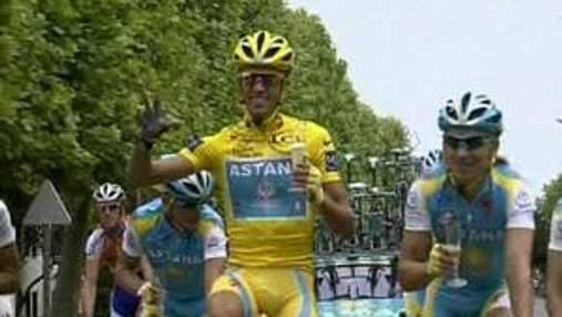 """Альберто Контадор может пропустить """"Тур де Франс 2011"""""""