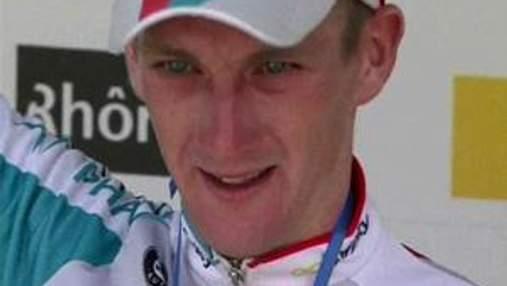 Свен Ван ден Брок одержал первую победу в карьере